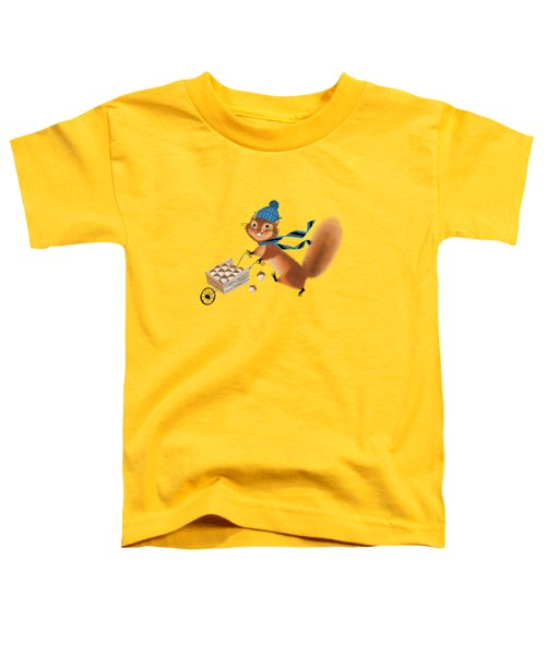 Acorn Industrialist Toddler T-Shirt