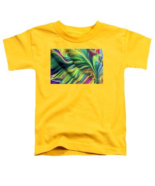 Aegean Wave Toddler T-Shirt
