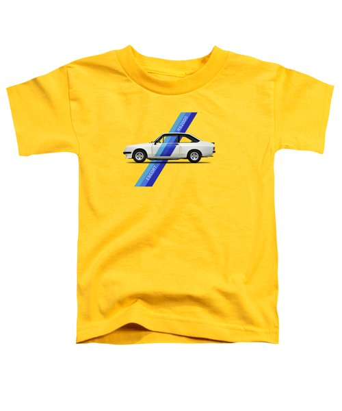 The Ford Escort Rs2000 Toddler T-Shirt