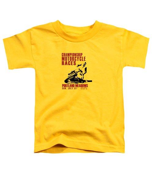 Portland Meadows Toddler T-Shirt