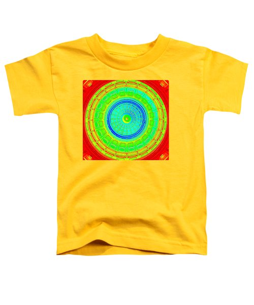 Austin Capitol Dome - 2 Toddler T-Shirt