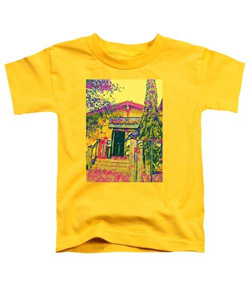 Austin Java Electric Toddler T-Shirt