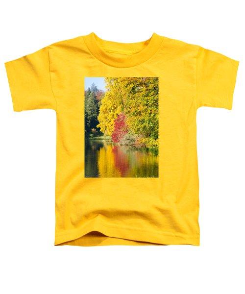 Autumn Trees Toddler T-Shirt