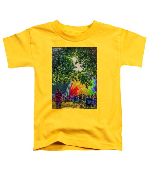 Balloon Fest Spirit Toddler T-Shirt