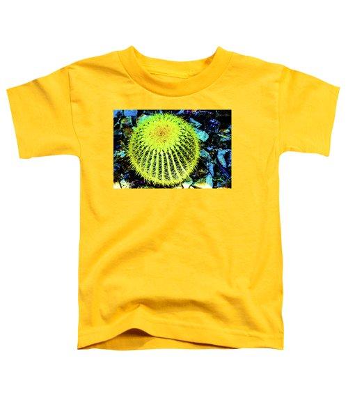 Barrel Cactus Toddler T-Shirt