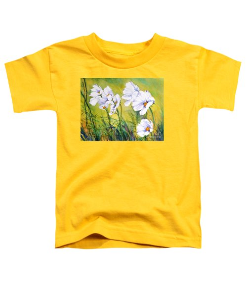Blowing In The Wind Toddler T-Shirt