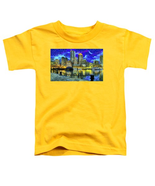 Boston 1 Toddler T-Shirt