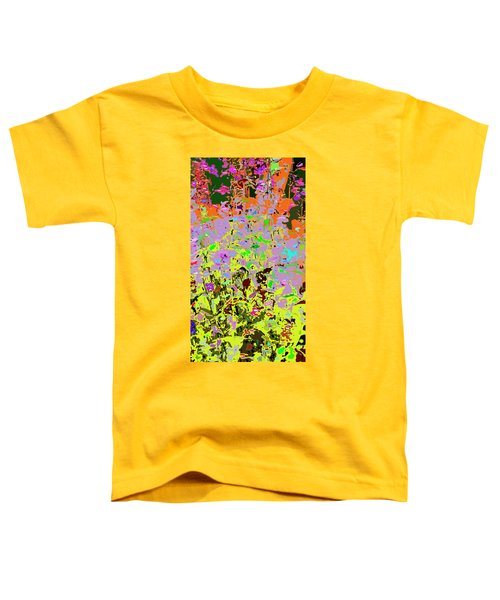 Breathing Color Toddler T-Shirt