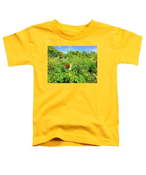 Butterfly Bonanza Toddler T-Shirt