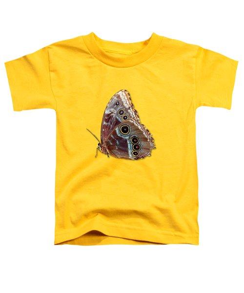 Butterfly Macro Toddler T-Shirt