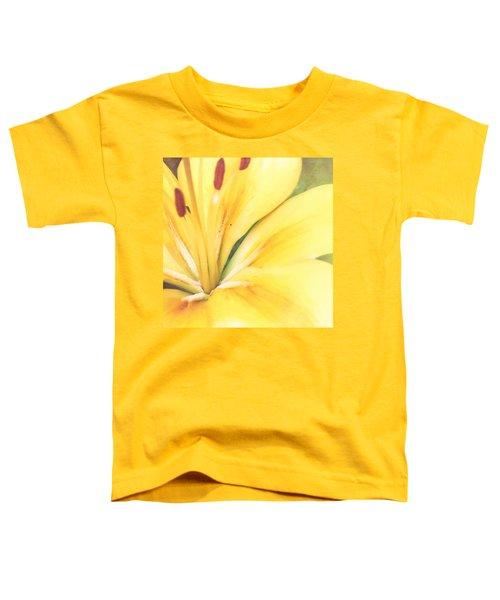 Citrine Blossom Toddler T-Shirt