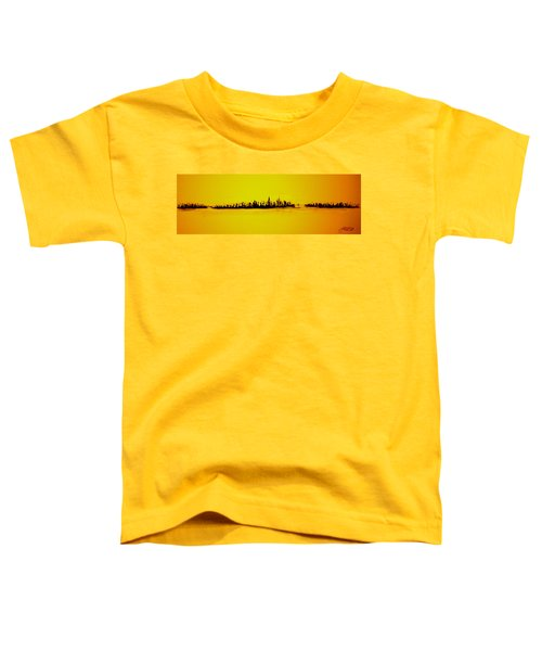 City Of Gold Toddler T-Shirt