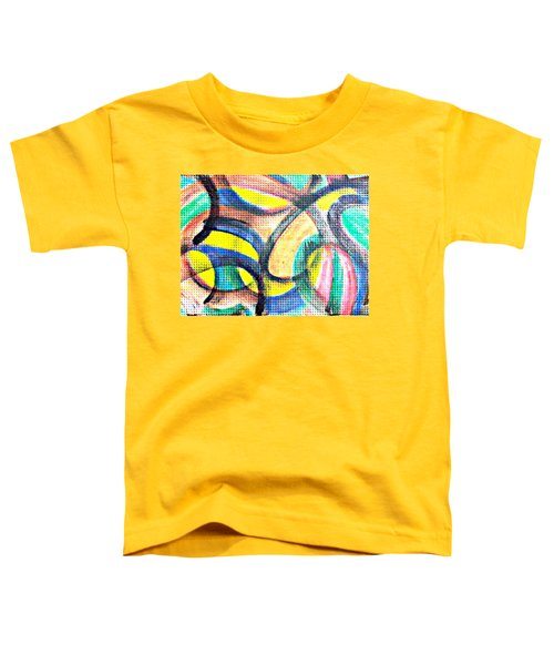 Colorful Soul Toddler T-Shirt