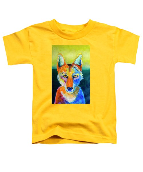 Coyote Toddler T-Shirt