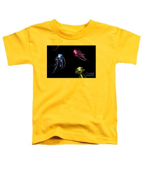 Creatures Of The Deep Toddler T-Shirt