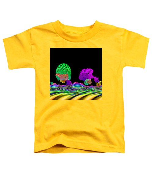Cubistrain Toddler T-Shirt