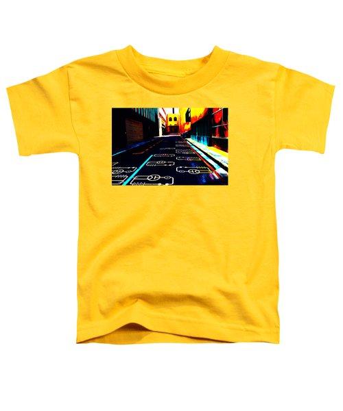 Curcuit City Toddler T-Shirt