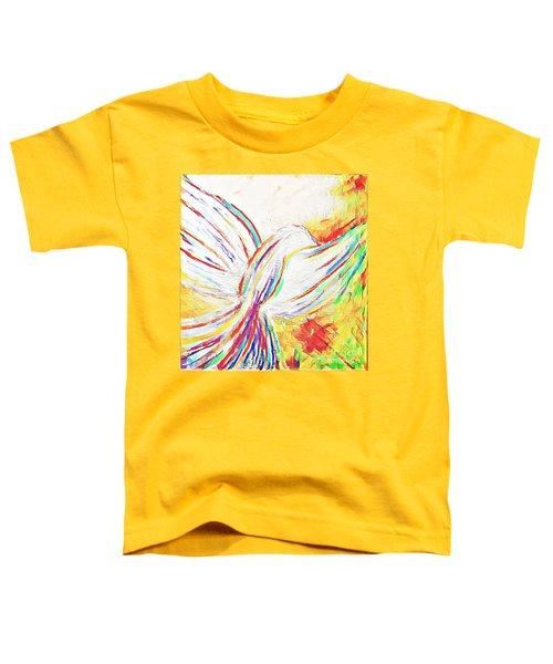 Holy Spirit Toddler T-Shirt