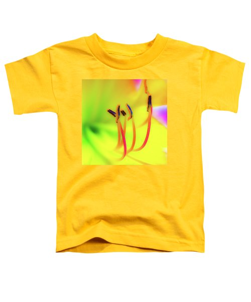 Dreamy Daylily Toddler T-Shirt