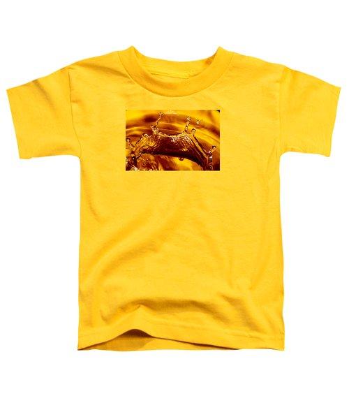 Drop Of Gold Toddler T-Shirt