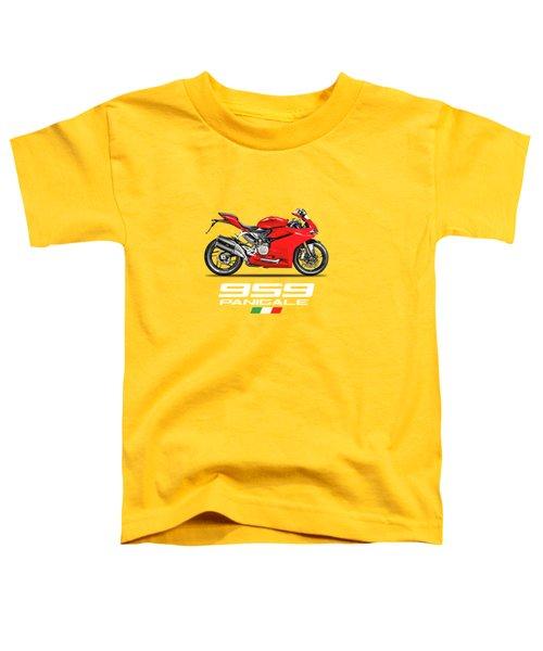 Ducati Panigale 959 Toddler T-Shirt