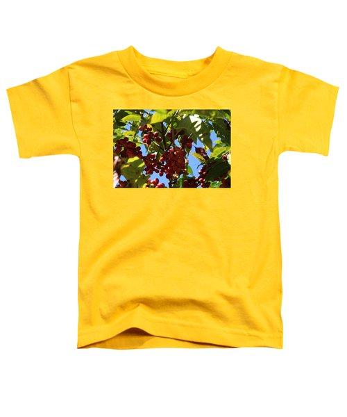 Ethiopian Coffee Beans Toddler T-Shirt