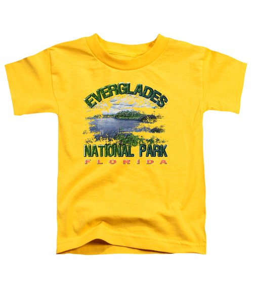 Everglades National Park Toddler T-Shirt