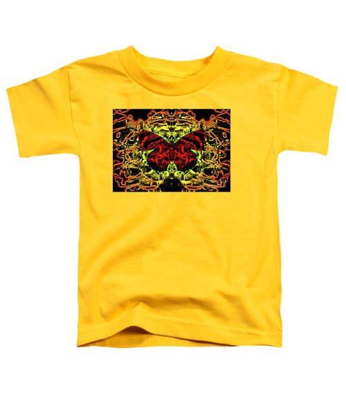 Fear Of The Red Admirals Toddler T-Shirt