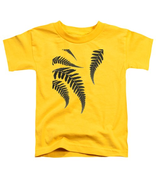 Fern Leaves Toddler T-Shirt