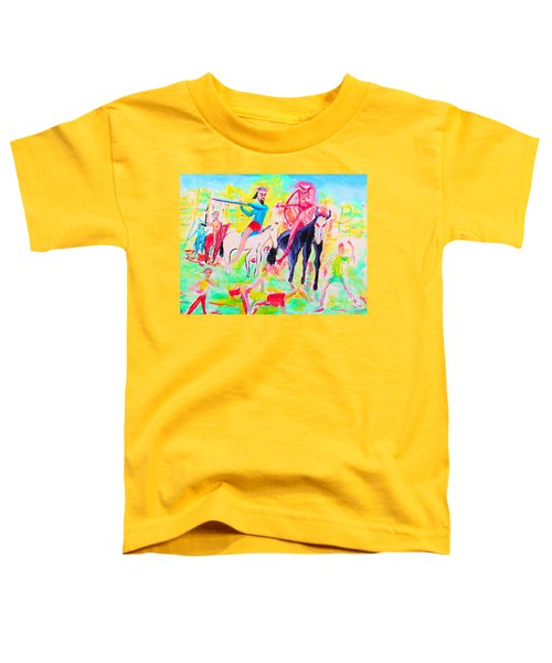 Four Horsemen Toddler T-Shirt