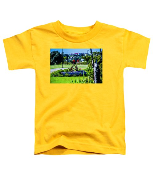 Garden Log Toddler T-Shirt