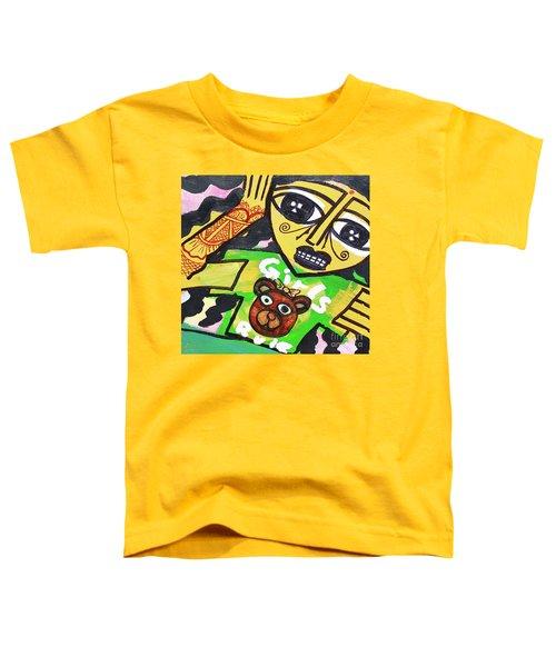 Girls Of India Toddler T-Shirt