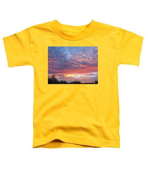Golden Eye Landing In The Desert Toddler T-Shirt