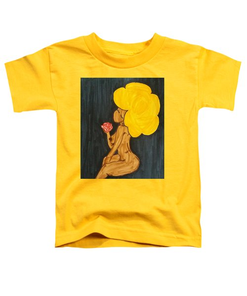 Goldie Toddler T-Shirt