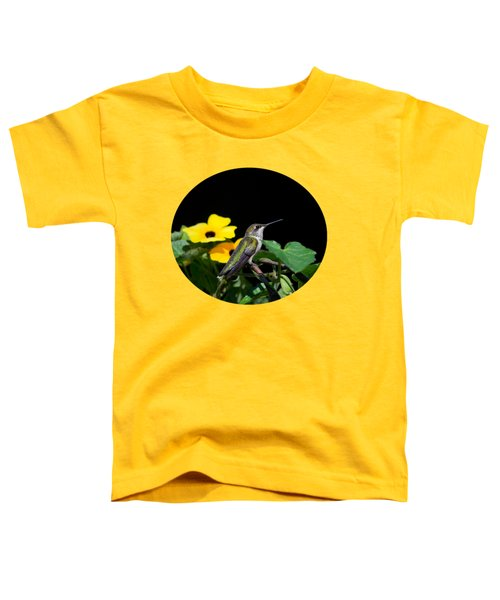 Green Garden Jewel Toddler T-Shirt