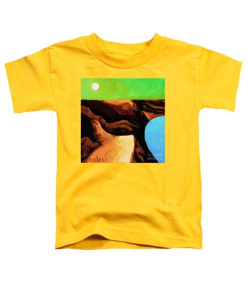 Green Skies Toddler T-Shirt