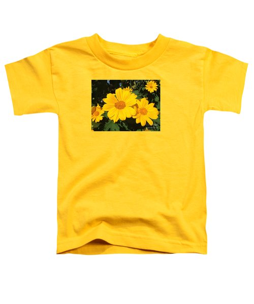 Happy Yellow Toddler T-Shirt