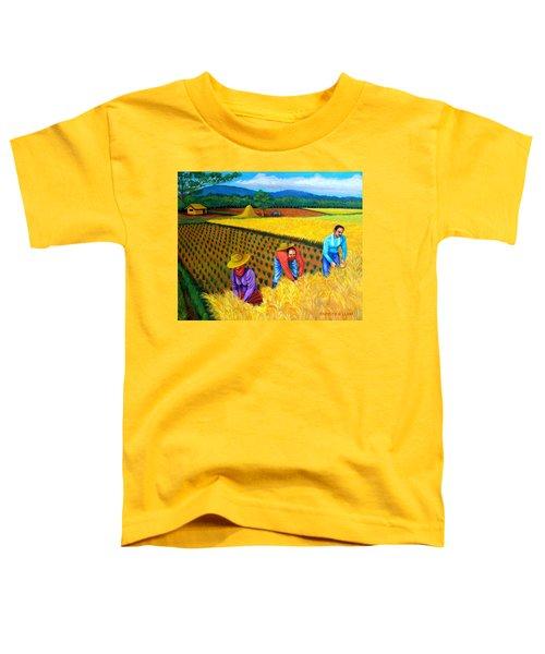 Harvest Season Toddler T-Shirt