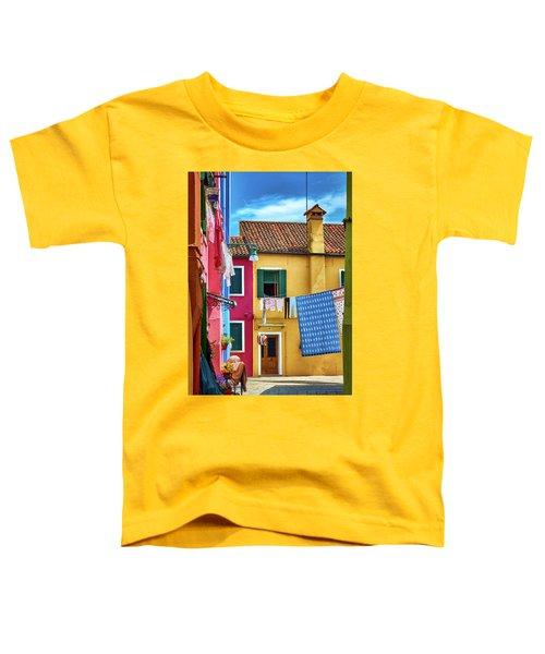 Hidden Magical Alley Toddler T-Shirt