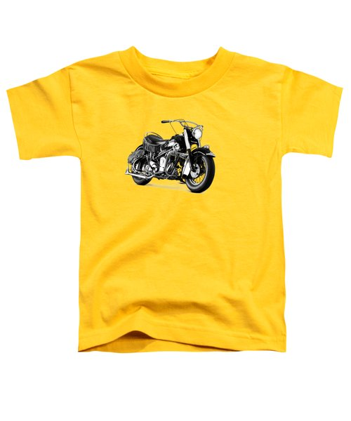 Indian Chief Roadmaster 1953 Toddler T-Shirt