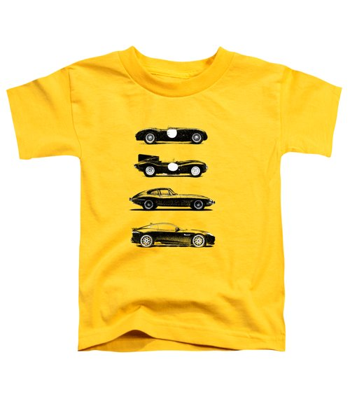Evolution Of The Cat Toddler T-Shirt