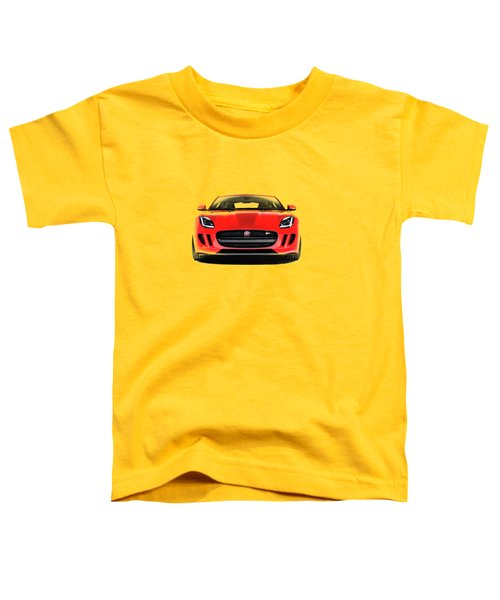 Jaguar F Type Toddler T-Shirt