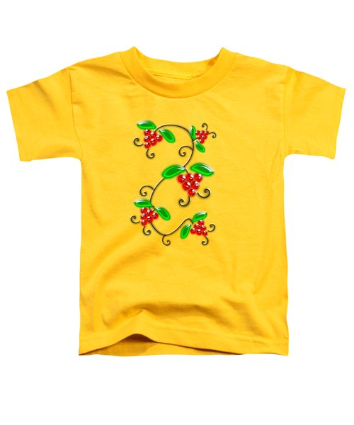Juicy Berries Toddler T-Shirt