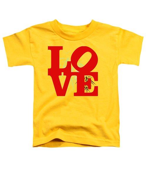 Jungle Love Tee Toddler T-Shirt