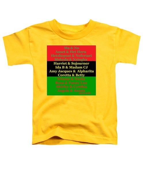 Kandaki Ma 2 Toddler T-Shirt