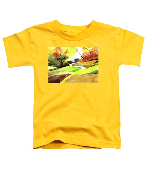 Landscape 6 Toddler T-Shirt