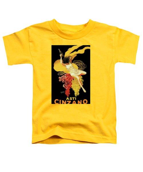 Leonetto Cappiello - Asti Cinzano Toddler T-Shirt