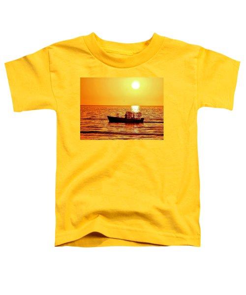 Life At Sea Toddler T-Shirt
