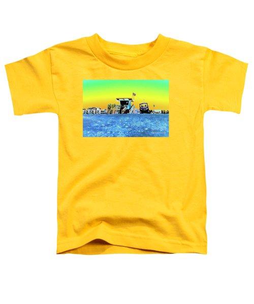 Lifeguard Tower 1 Toddler T-Shirt