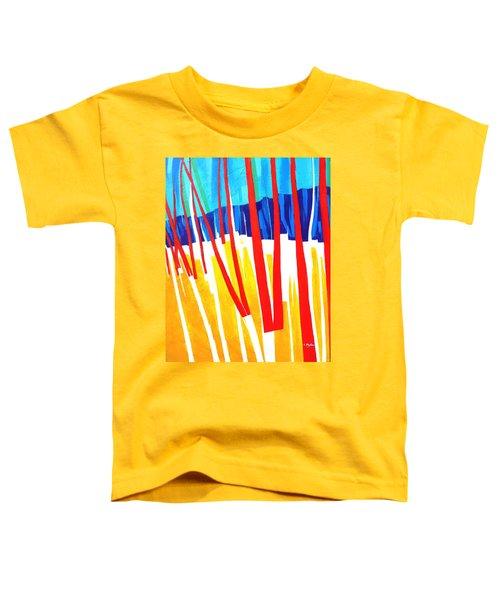 Light Through The Trees Toddler T-Shirt